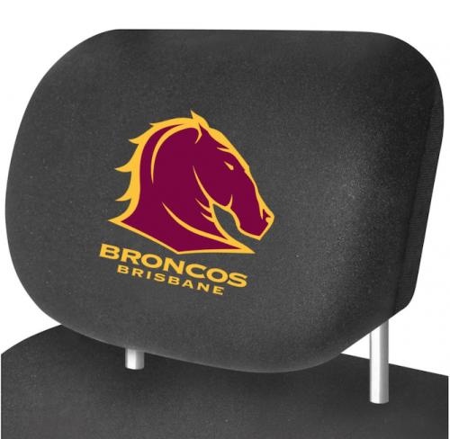 NRL Headrest BRONCOS