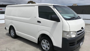 to suit-TOYOTA HIACE