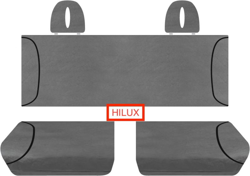 HILUX EXTRA CAB