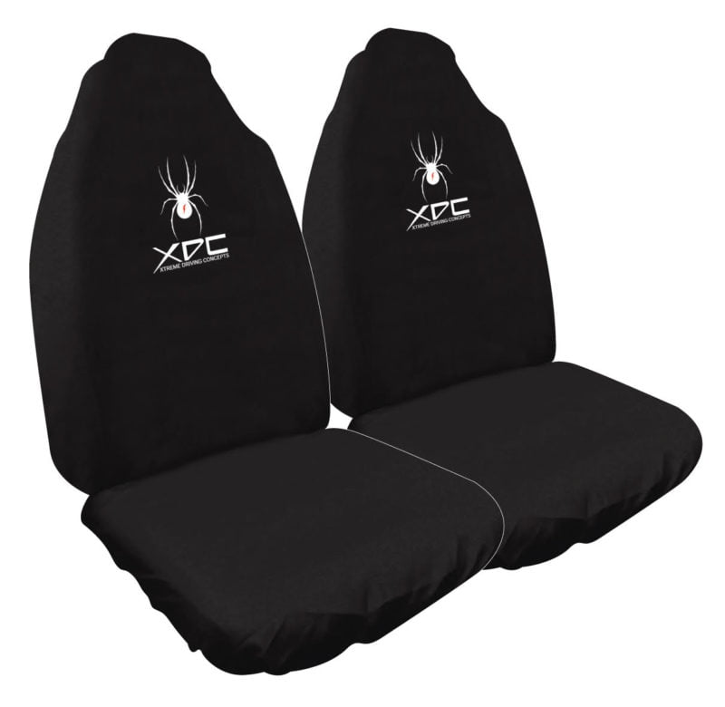 XDC Slip On Black Spider