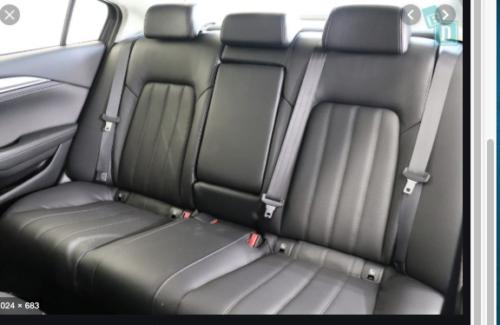 MAZDA 3 REAR SEAT