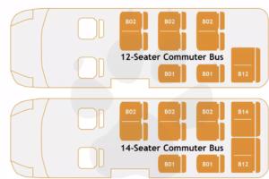 commuter bus