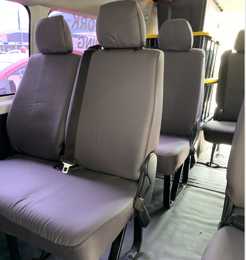 COMMUTER BUS 2 SEATER