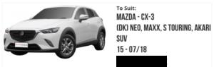 MAZDA, CX-3 15-18
