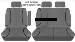 DAF CANVAS TRUCK SEAT WWW.DDAUTO.COM.AU