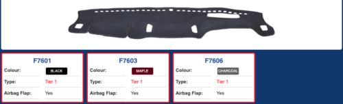 FORD DASH F76