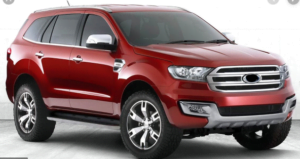 FORD EVEREST 2015-ON
