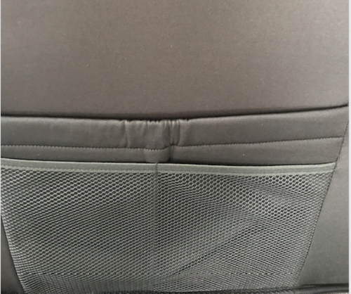 SEAT COVER BACKING WITH POCKET