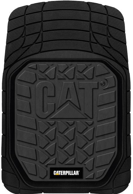 CATERPILLAR FRONT FLOOR MATS