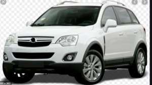 TO SUIT-HOLDEN CAPTIVA