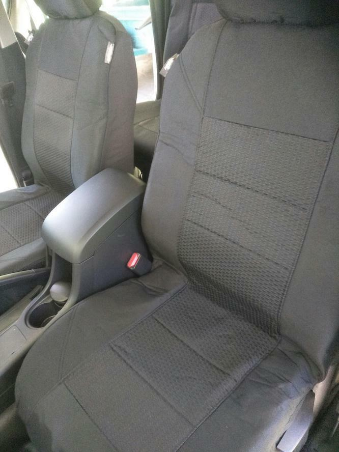WEEKENDER ELITE FRONT SEAT COVERS