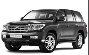 TOYOTA LANDCRUISER 200 SERIES 2009-ON