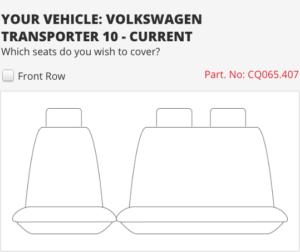 volkswagen transporter 2010-2020