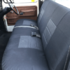 FORD F SERIES (F100 ,F150,F250,F350)1967-1994 WATERPROOF JACQUARD BENCH SEAT COVER