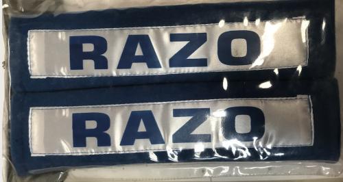 RAZO SEAT BELT PADDS