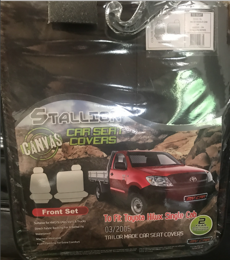 HILUX POLY CANVAS