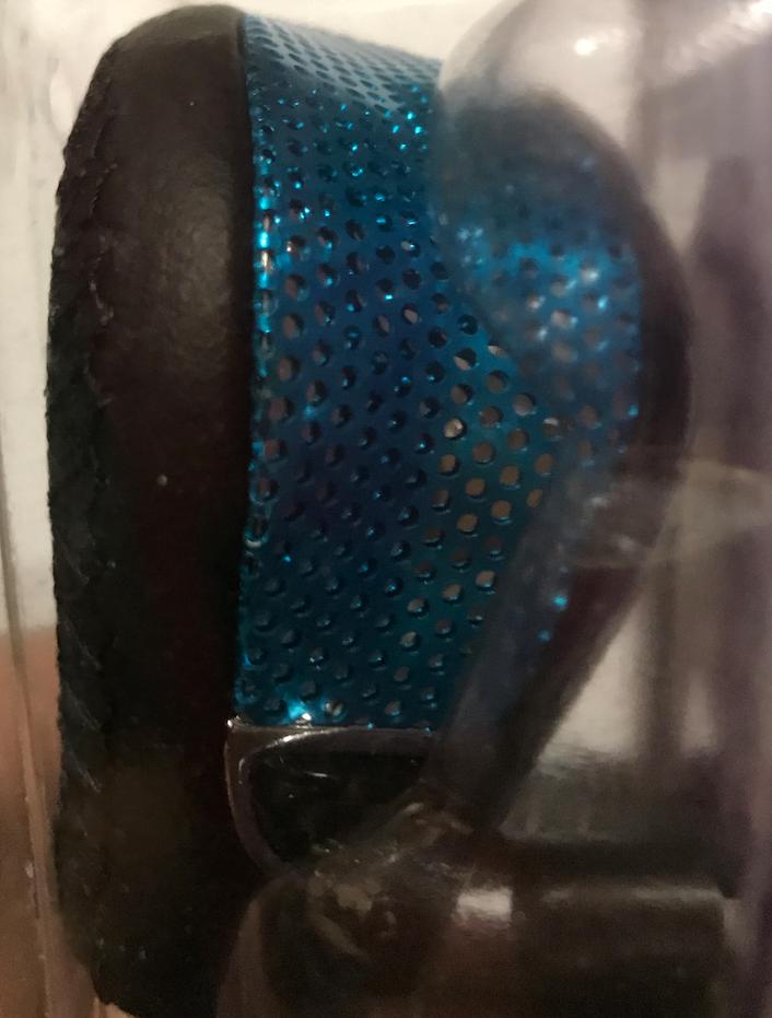 MESH BLUE SHIFT KNOB