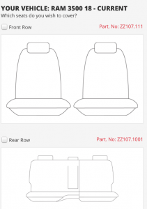 RAM 3500 5 SEAT LARAMIE