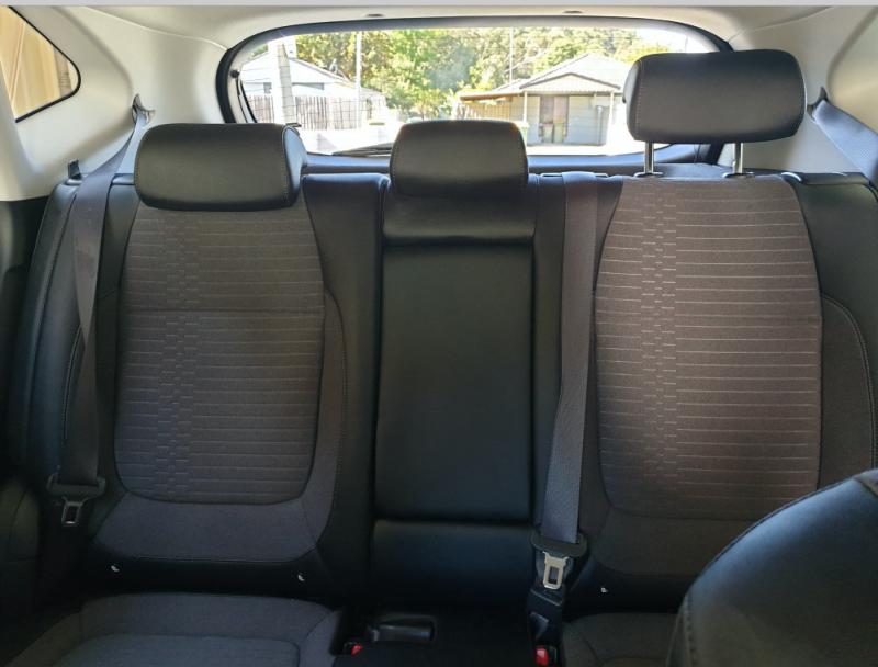 KIA SELTOS GT-LINE SPORT REAR SEAT