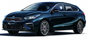 KIA CERATO HATCH 2018 ON