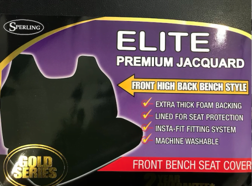 ELITE BLACK BENCH 90