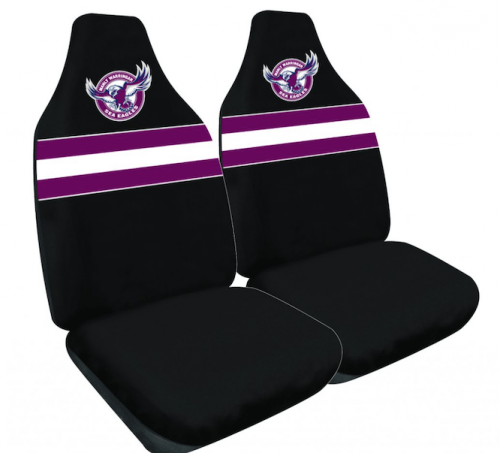 NRL MANLY SEA EAGLES SEAT COVER NEW