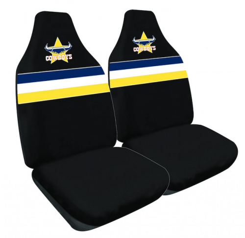 NRL Seat Cover COWBOYS