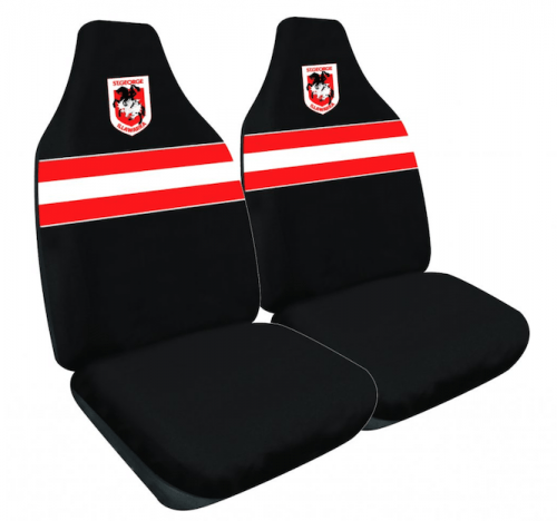 NRL Seat Cover Dragons NEW