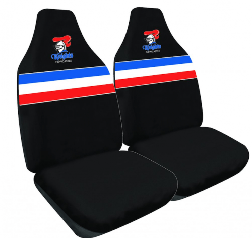 NRL Seat Cover KNIGHTS NEW